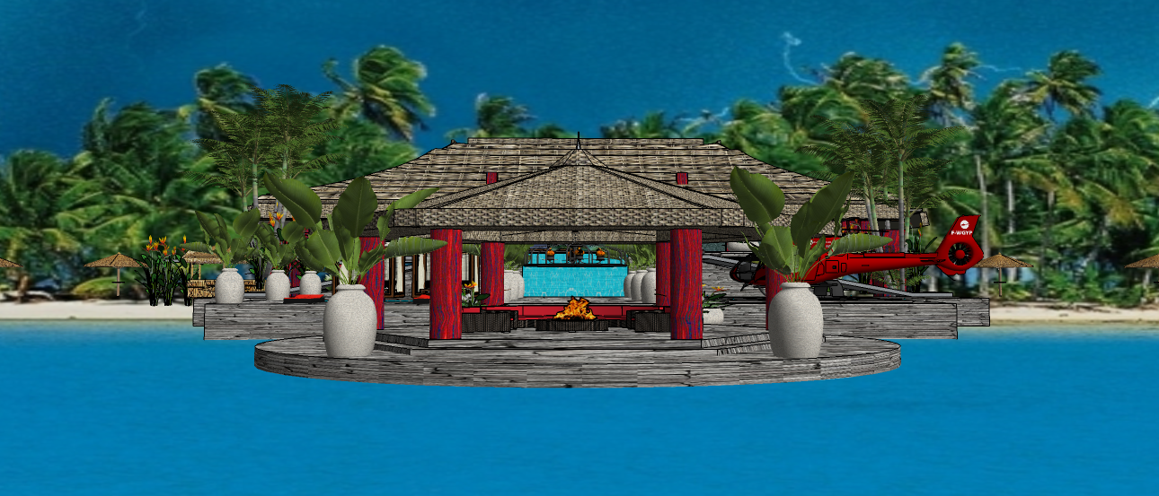 NEW LUXURY BEACH VILLA - HELI A6