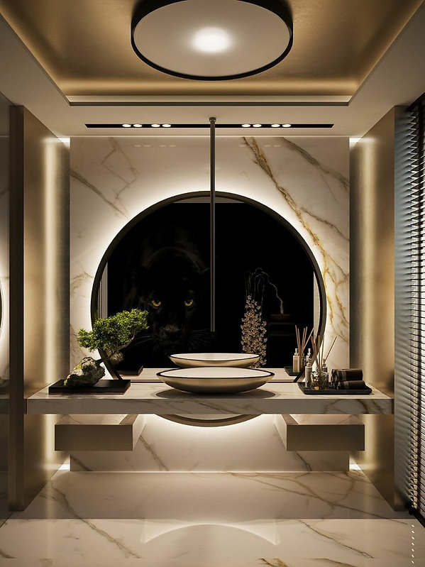 luxury interiors Billionaire Island (16)