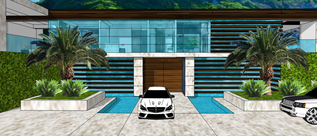 GREEK VILLA PROJECT A5