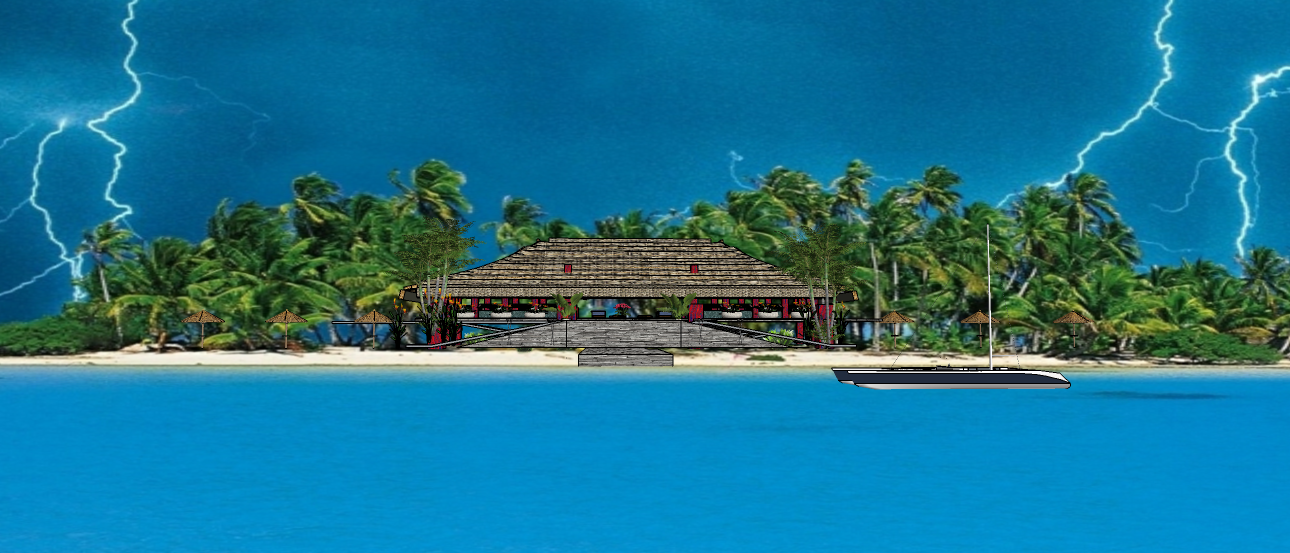 NEW LUXURY BEACH VILLA - A9