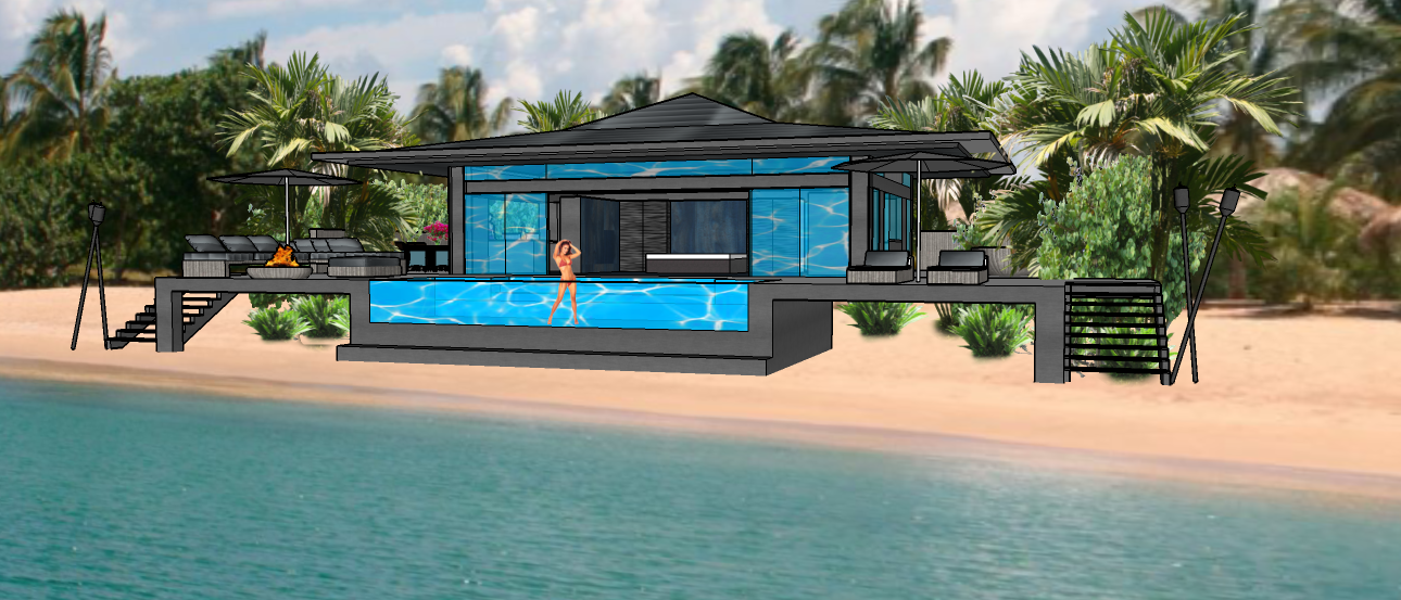 EXOTIC BEACH VILLAS - A2
