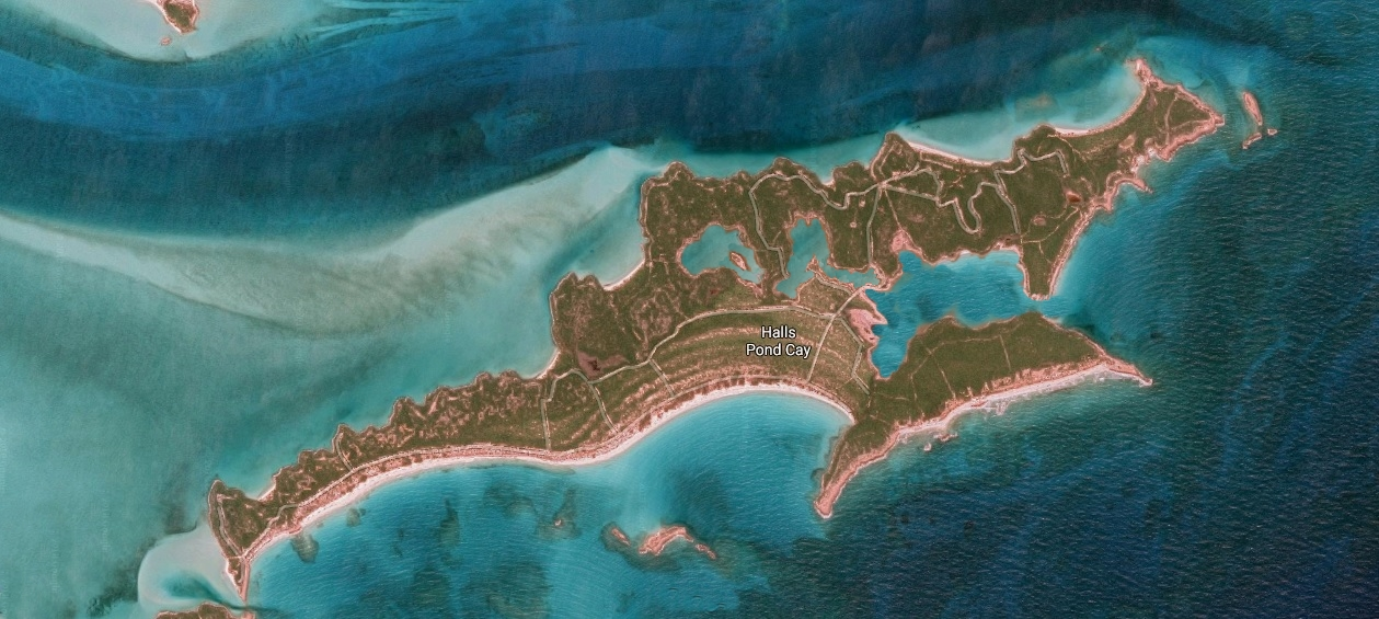 HALLS POND CAY PROJECT PRIVATE ISLAND MA