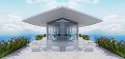 PREFAB MODULAR  SOLAR BEACH HOUSES (43).