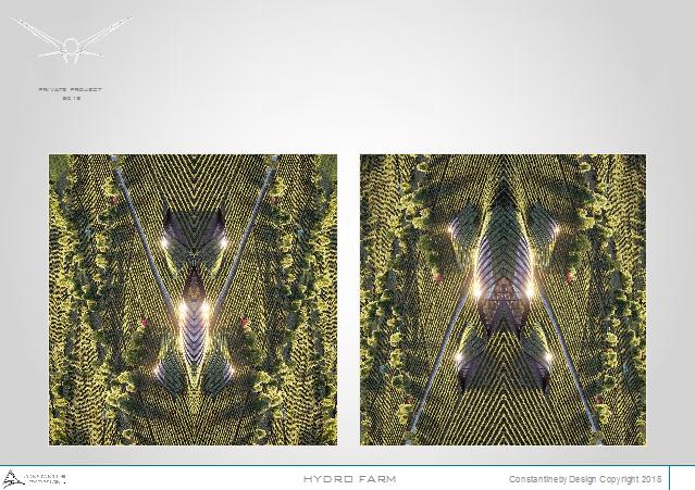 Constantinebydesign - HYDRO FARM 1