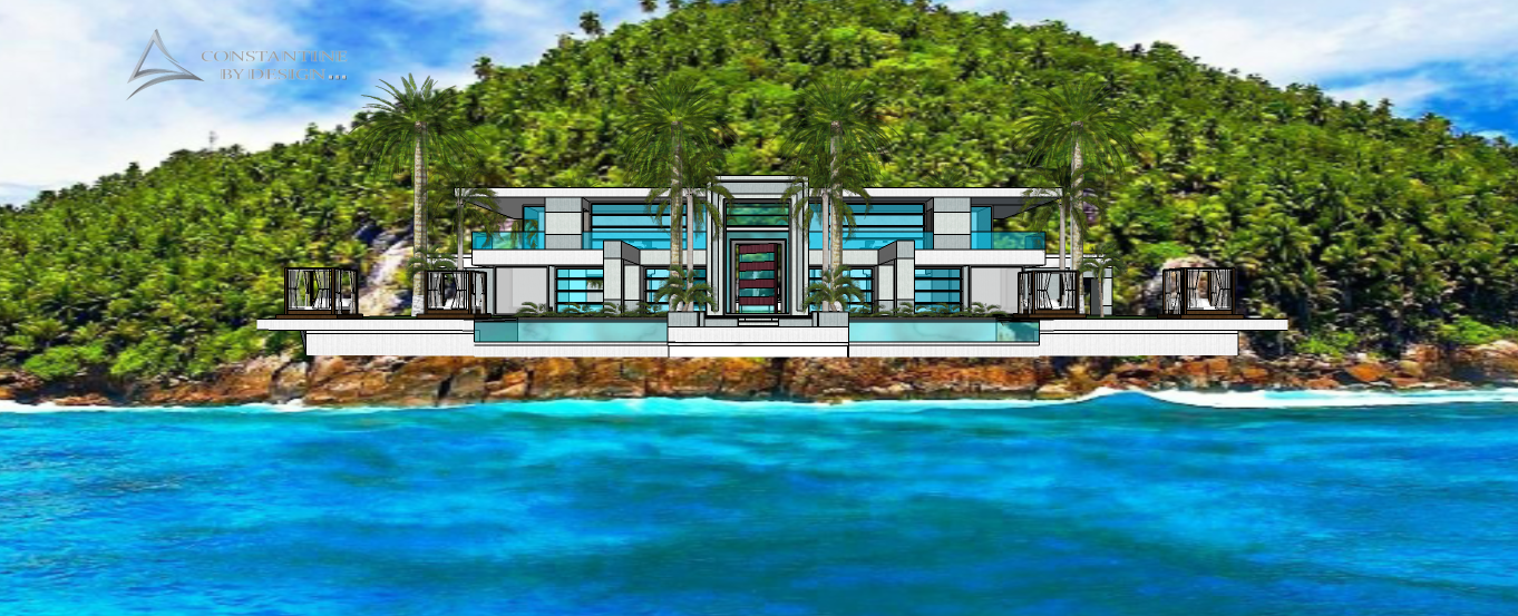 MODERN VILLA PROJECT - ST.VINCENT