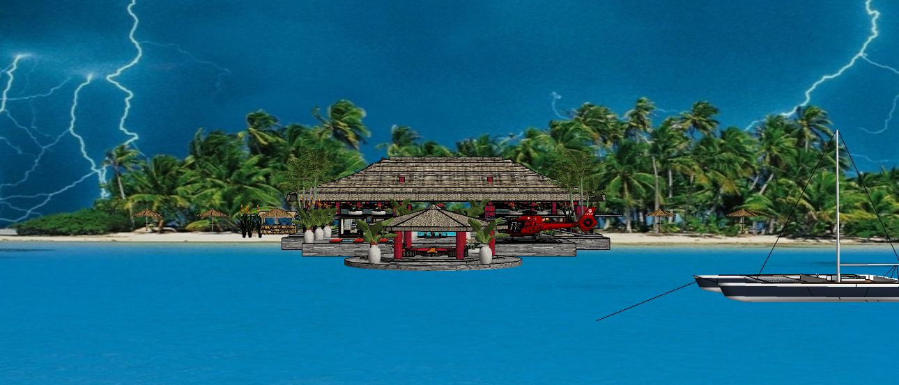 NEW LUXURY BEACH VILLA - HELI A8