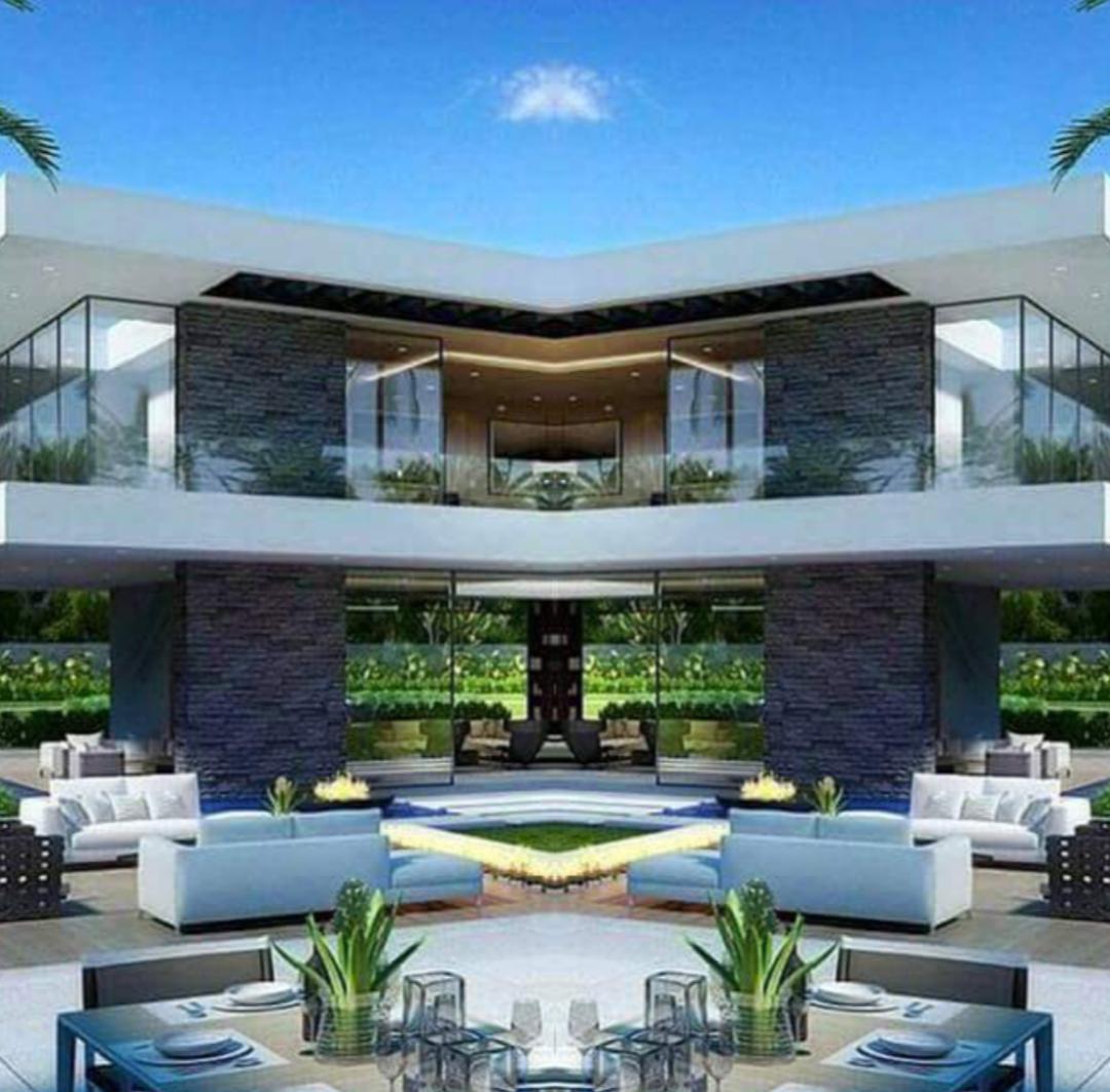 CARIBBEAN ARCHITECTURAL VILLA DESIGN (10