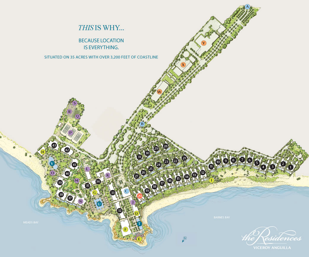 VICEROY RESORT PLANS