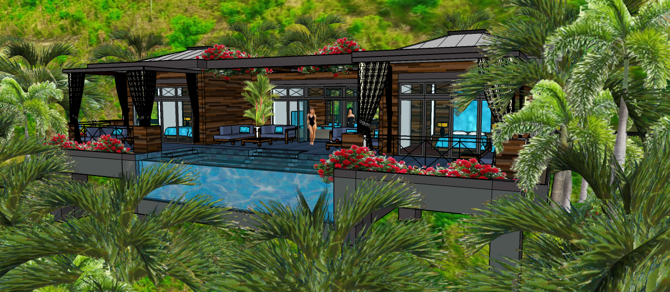 TORTOLA PROJECT - VER11 -  WOOD MODERN O