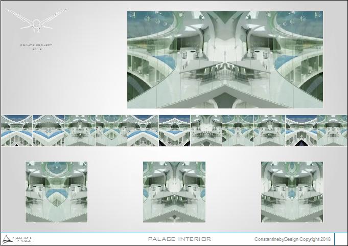 Constantinebydesign - PALACE INTERIOR 1