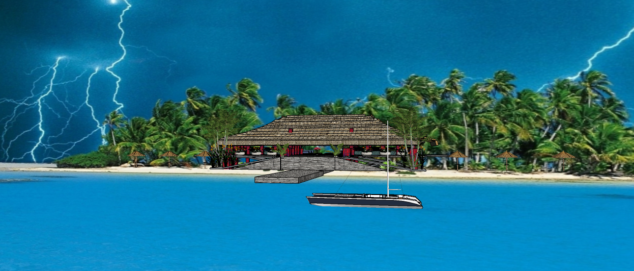 NEW LUXURY BEACH VILLA - A8