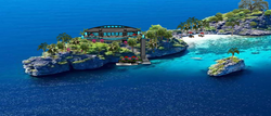 LEJLA PRIVATE ISLAND 777A