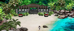 LUXURY ISLAND TROPICAL BEACH VILLA A5