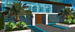 GREEK VILLA  PROJECT A4