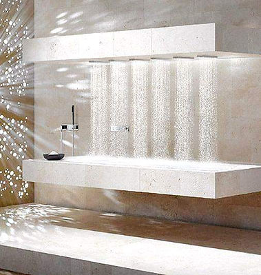 Constantinebydesign Open Flat shower