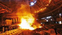 ArcelorMittal-steel silo