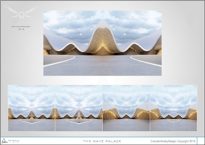 Constantinebydesign - THE WAVE PALACE 2