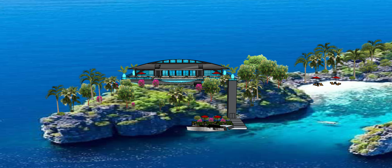LEJLA PRIVATE ISLAND A1