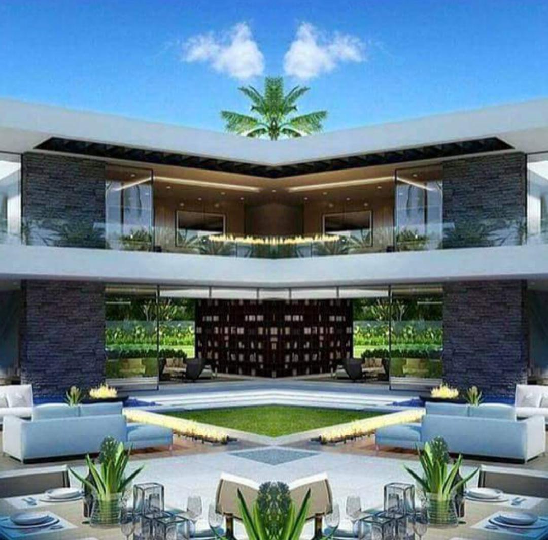 CARIBBEAN ARCHITECTURAL VILLA DESIGN (13