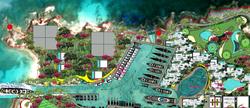 A4 NEPTUNES  ISLAND MARINA MASTERPLAN