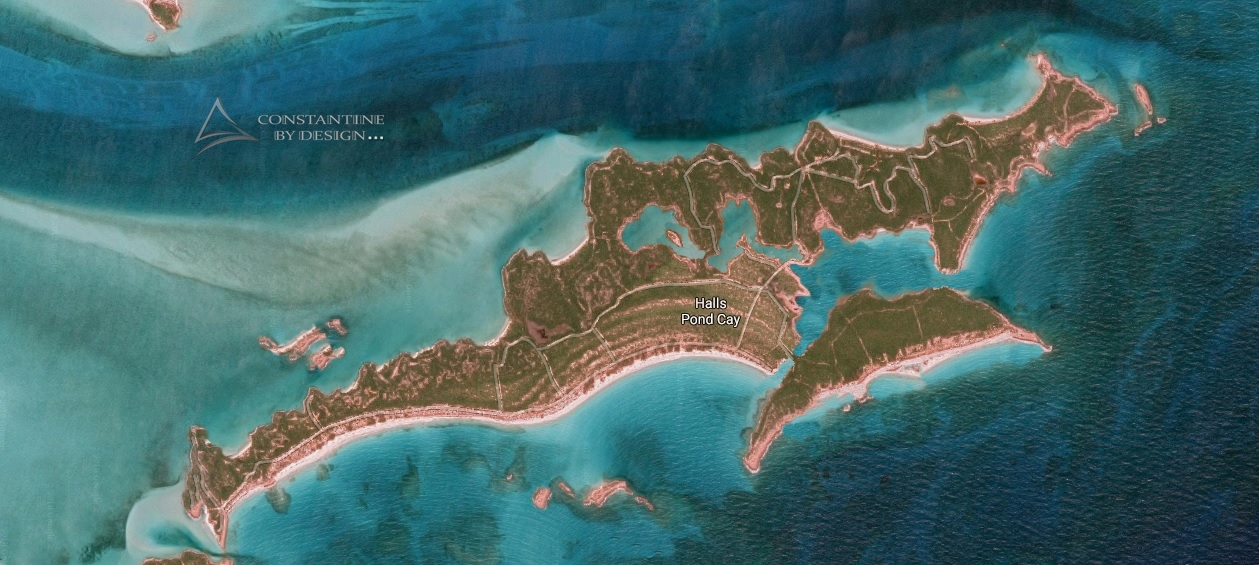 Spectabilis Island (Halls Pond Cay), The Exuma Cays, Exuma, The Bahamas  PRIVATE ISLAND  LAND PROPOS