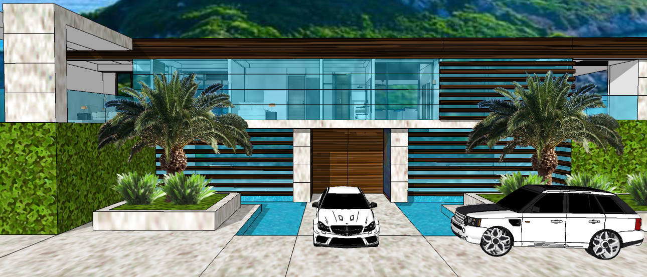 GREEK VILLA  PROJECT A6