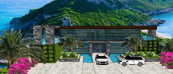 LUXURY GREEK ISLAND PROJECT VERS  3 A1