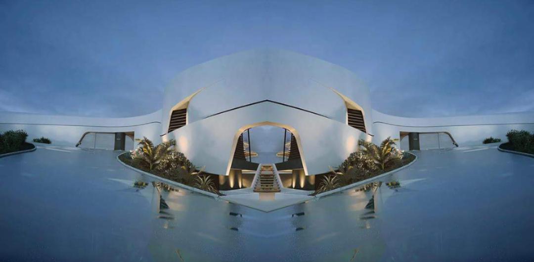 LUXURY PREFAB VILLA  BEACH HOMES (3)