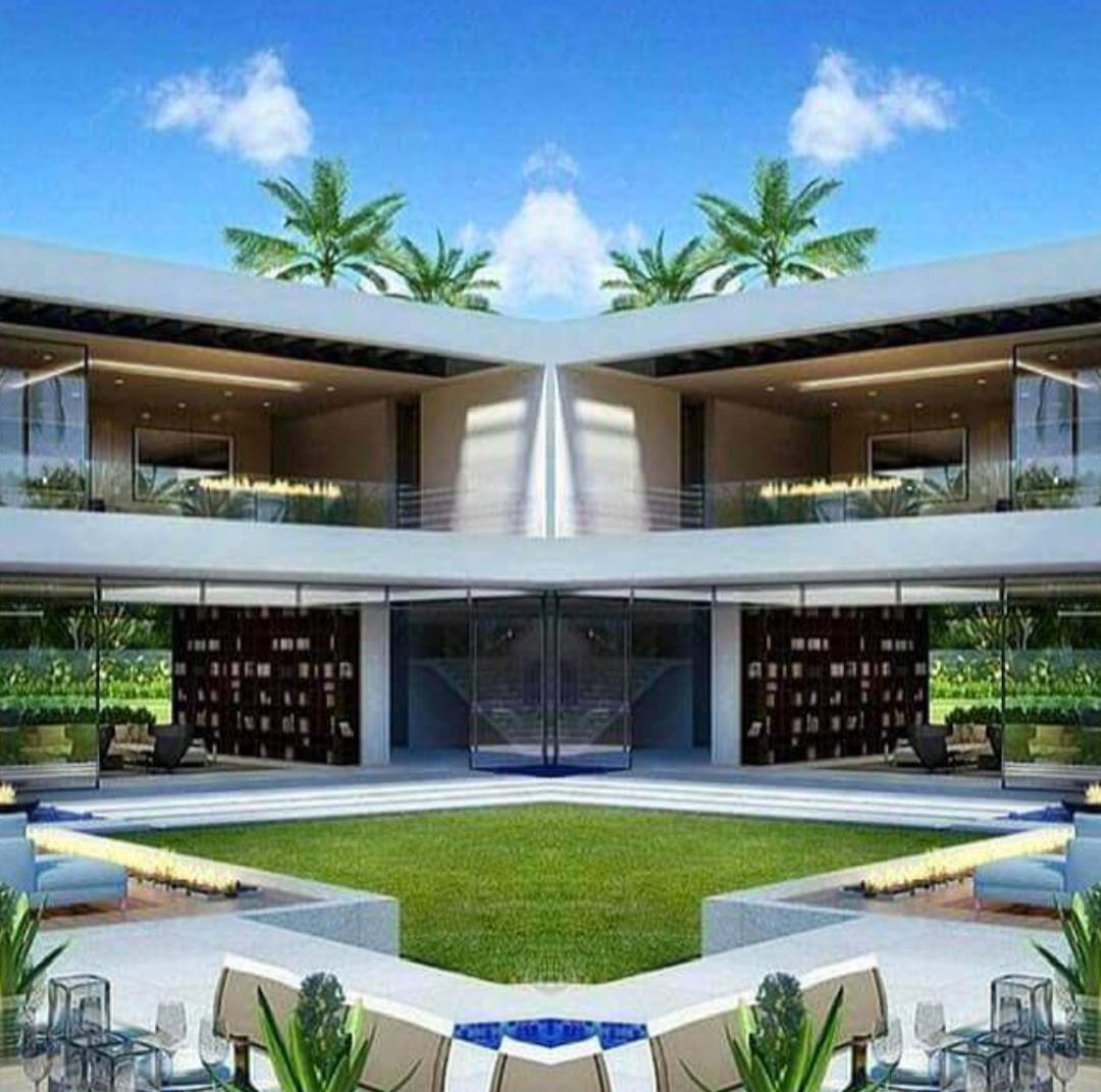 CARIBBEAN ARCHITECTURAL VILLA DESIGN (14