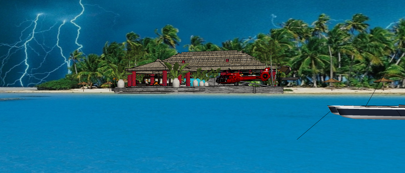 NEW LUXURY BEACH VILLA - HELI A2