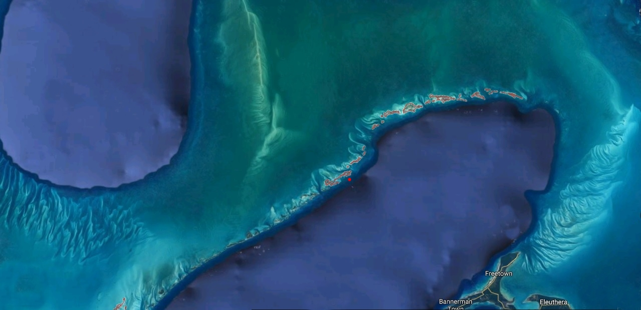 HALLS POND CAY PROJECT PRIVATE ISLAND MAPPING CONSTANTINEBYDESIGN