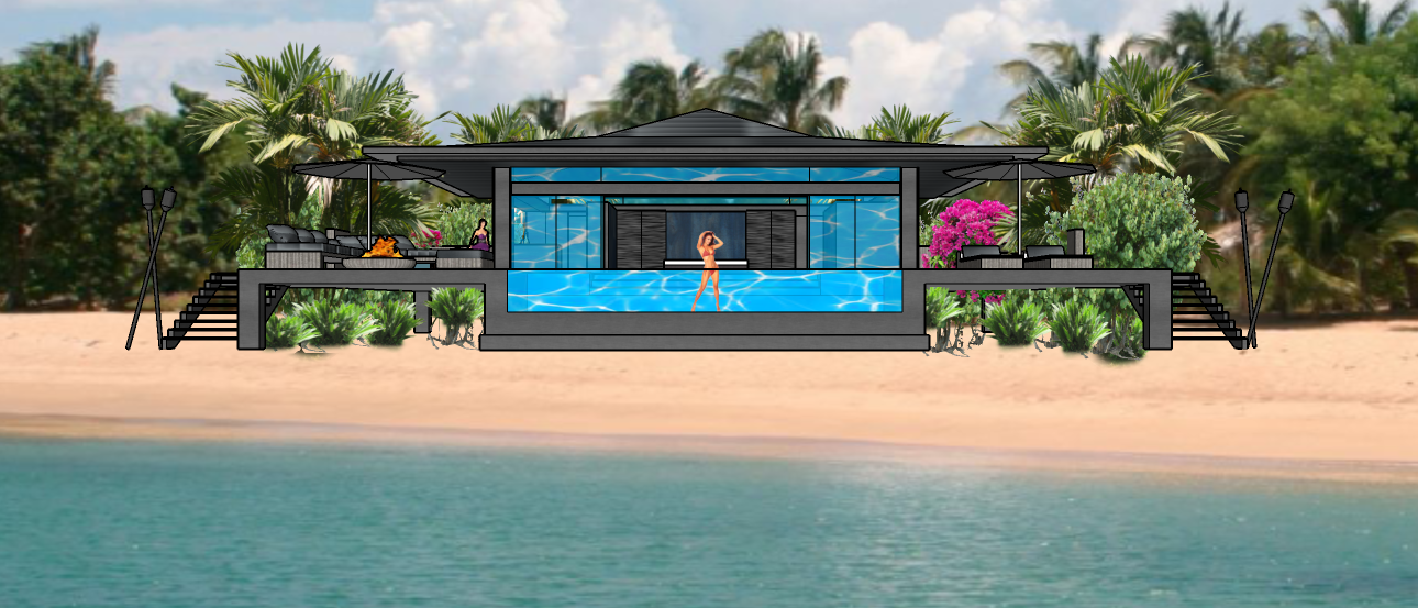EXOTIC BEACH VILLAS - AA5