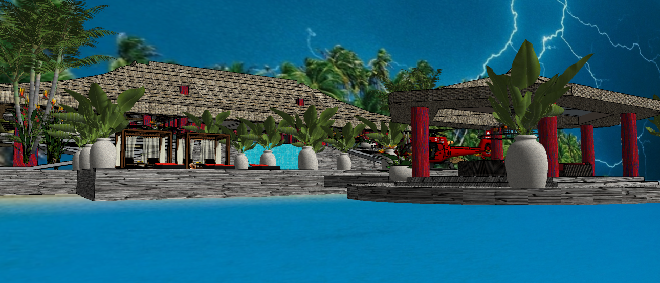 NEW LUXURY BEACH VILLA - HELI A5