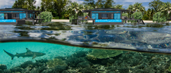 EXOTIC GLASS OVERWATER VILLAS - PRIVATE