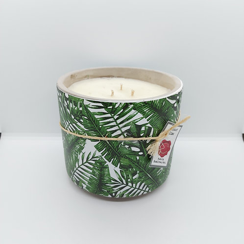 Soy Candle/Coconut Lime