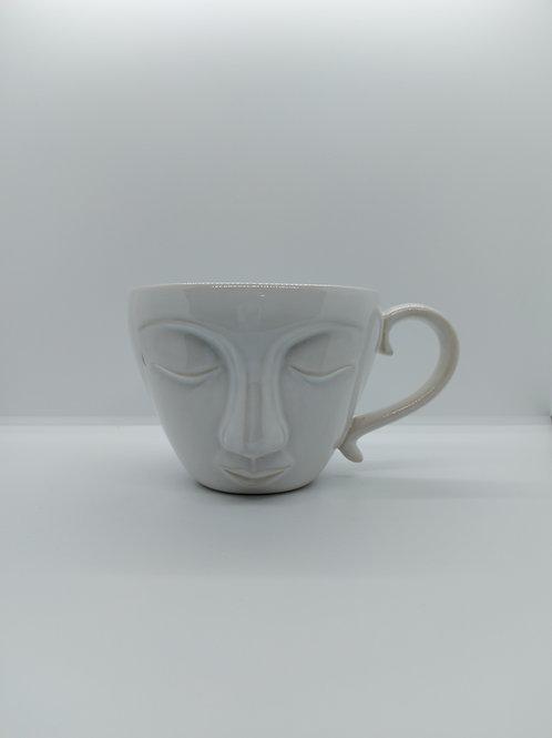 Oversized Buddha Mug