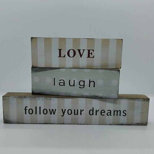 Inspiration Blocks Set