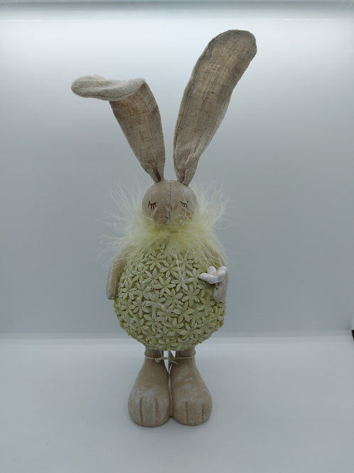 Wire Eared Bunny (large)