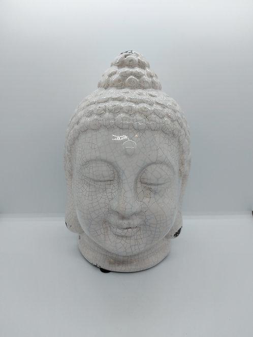 Porcelain Buddha Head