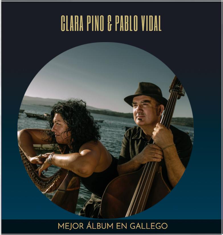 Clara & Pablo mellor album galego
