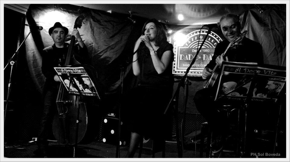 A DOCE VITA Dado Dadá Jazz Club