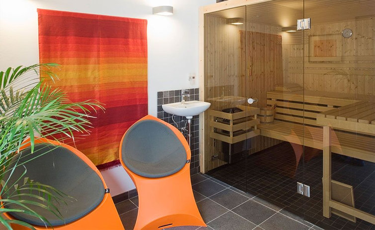 Switzerland Sauna with Sonos Integration