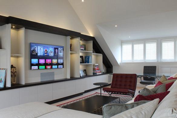 Sony TV Highgate Installation Surround S
