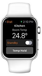 Heatmiser appApple Watch Installation .p