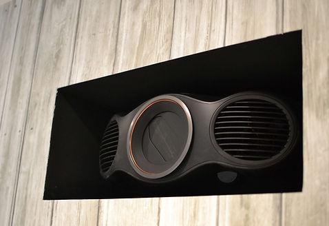 Epson 4K Laser Projector Black