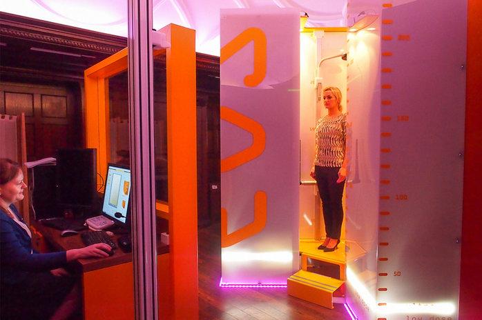 EOS Machine Rako Lighting