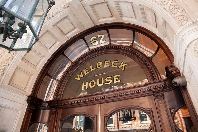 Welbeck House Welbeck Street W1G