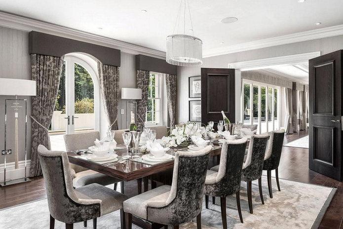 Woodrow Mansion Dining Room