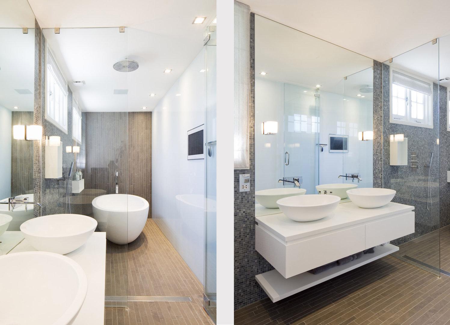 St Johns Wood Split Bathroom Savant