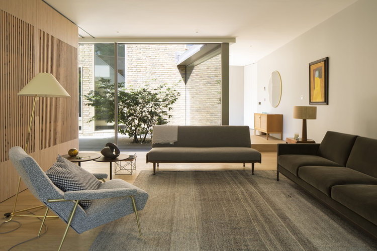 Alwyne Place Lutron Living room